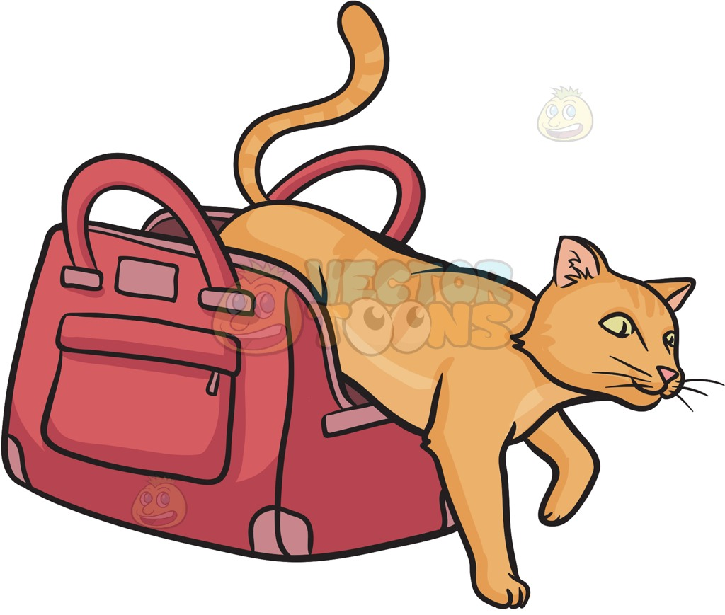 1024x869 Bags Picturesque Let The Cat Out Bag Cartoon Clipart Idiom