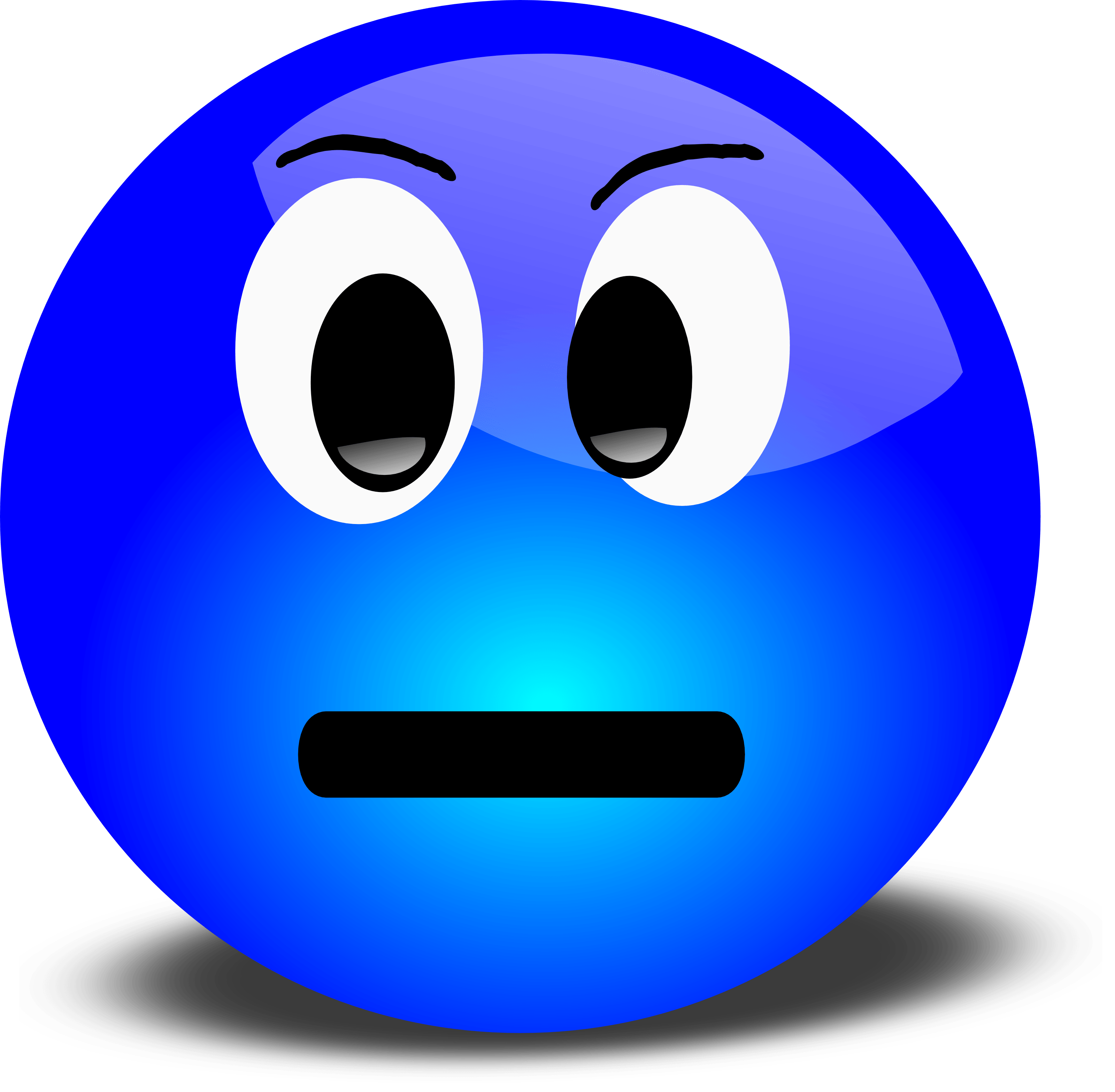 3200x3134 Cliparts Mean Face 193541