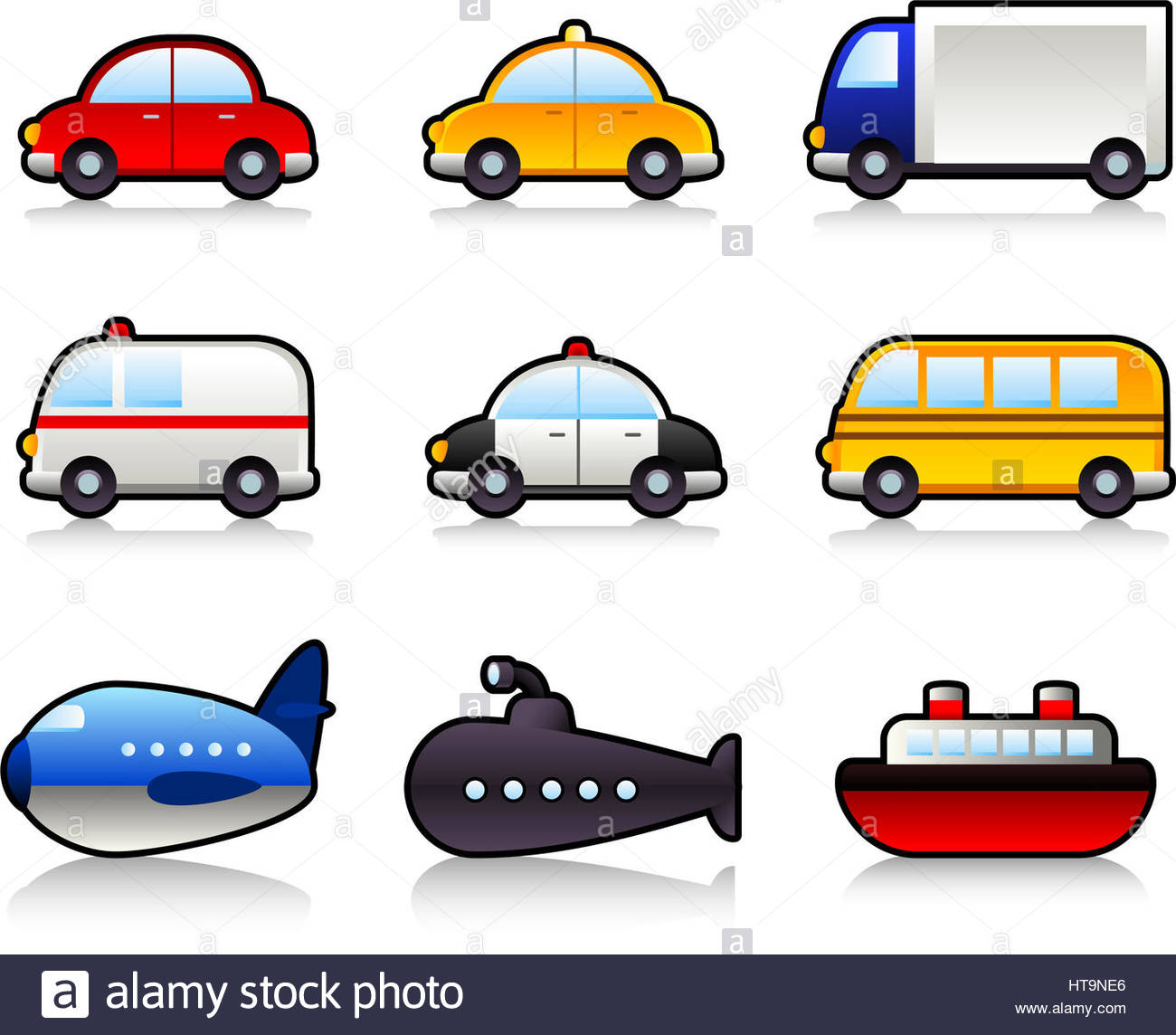 1300x1144 Transportation Passenger By All Means Of Transport. Vector Stock
