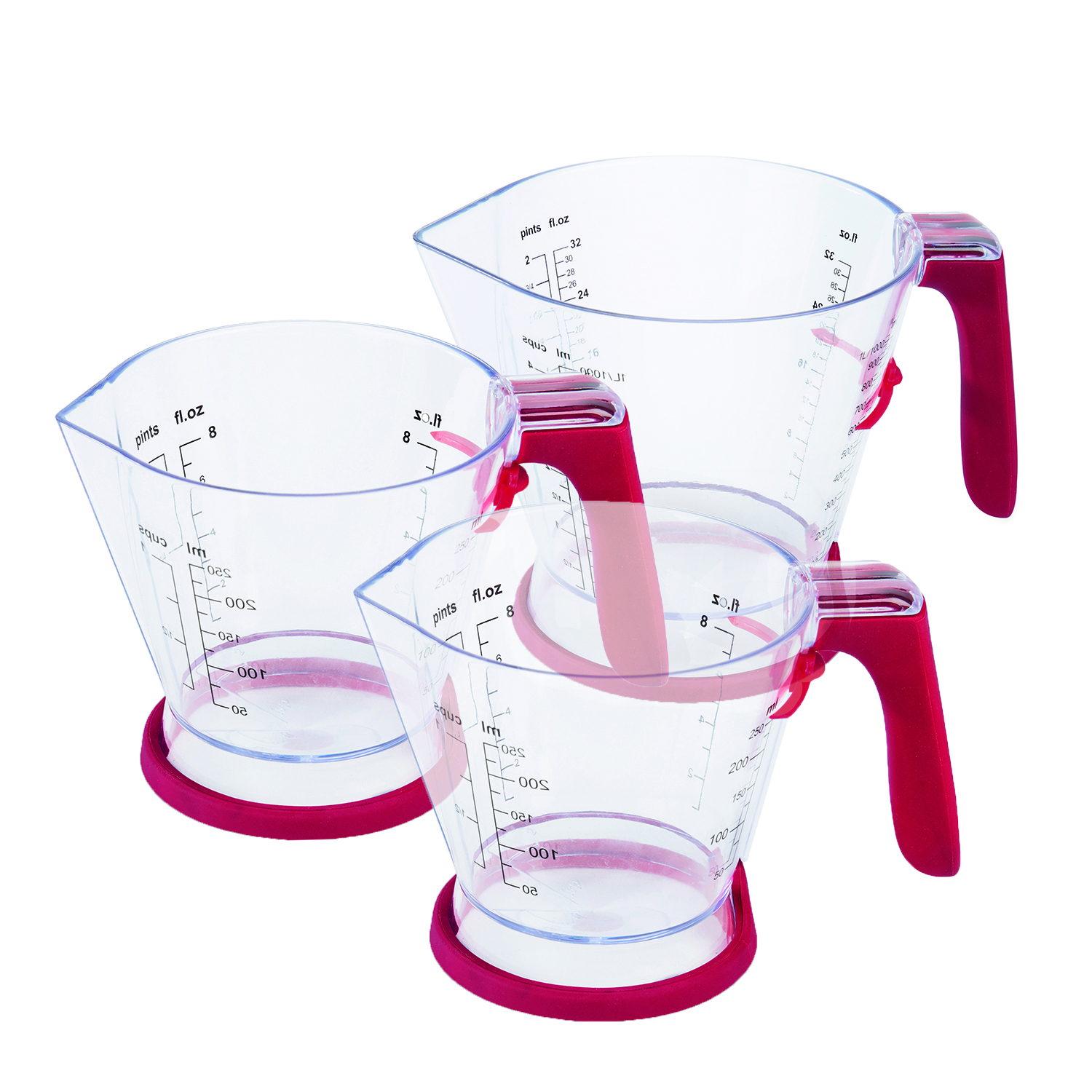 1500x1500 Measuring Cups Zyliss Usa 3 Piece Set