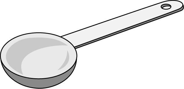 633x306 Tablespoon Clipart Cliparts