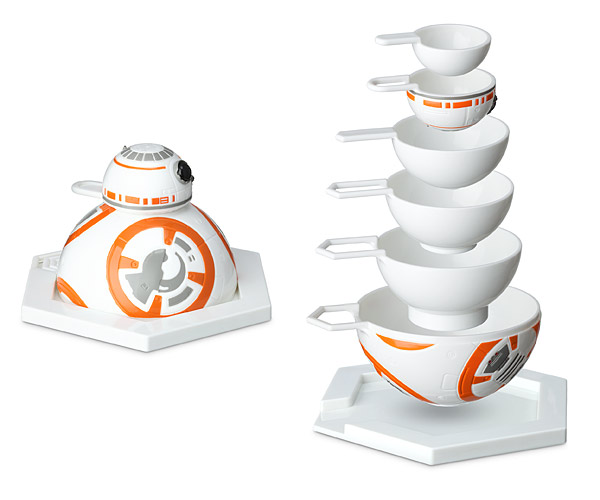 600x500 Star Wars Bb 8 Measuring Cup Set Thinkgeek