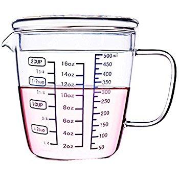 350x350 Bestevers Kitchen Laboratory 16 Oz Glass Beaker