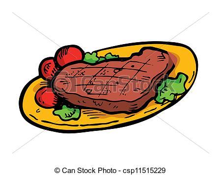 450x357 Clip Art Steak
