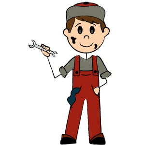 300x298 Free Mechanic Clipart Image 0515 0911 0317 3647 Business Clipart