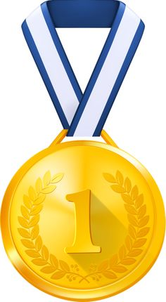 236x430 Place Clipart Gold Medal