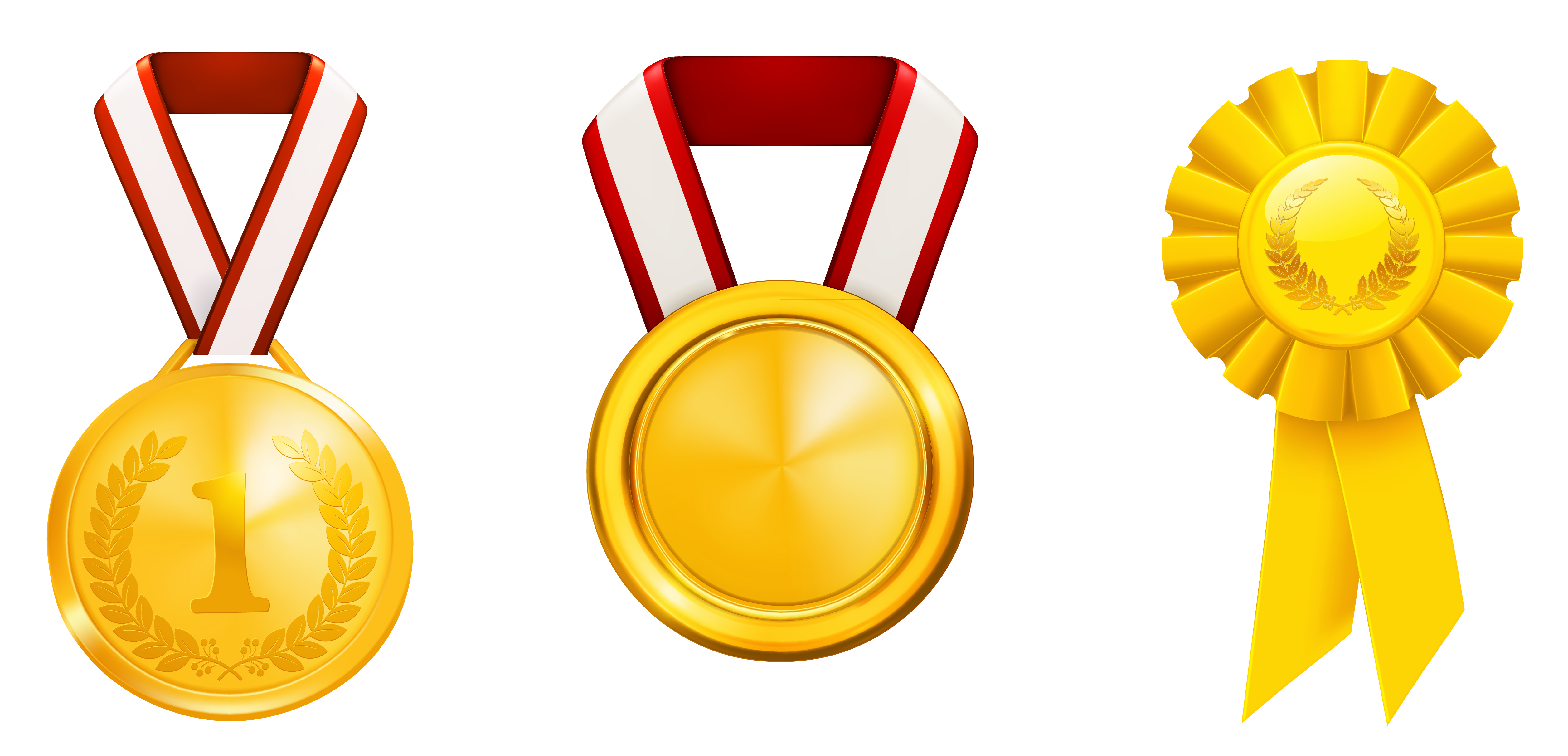 5027x2423 Prizes Honors Set Png Clipartu200b Gallery Yopriceville