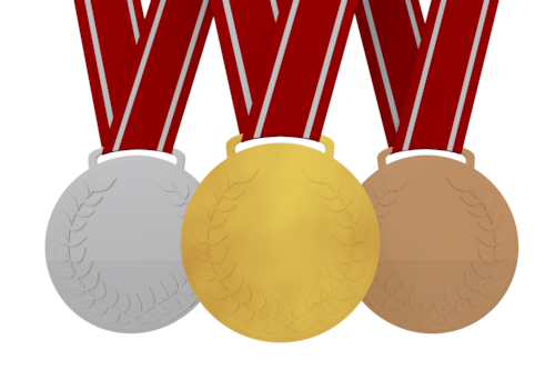 500x350 Gold Clipart Gold Medal