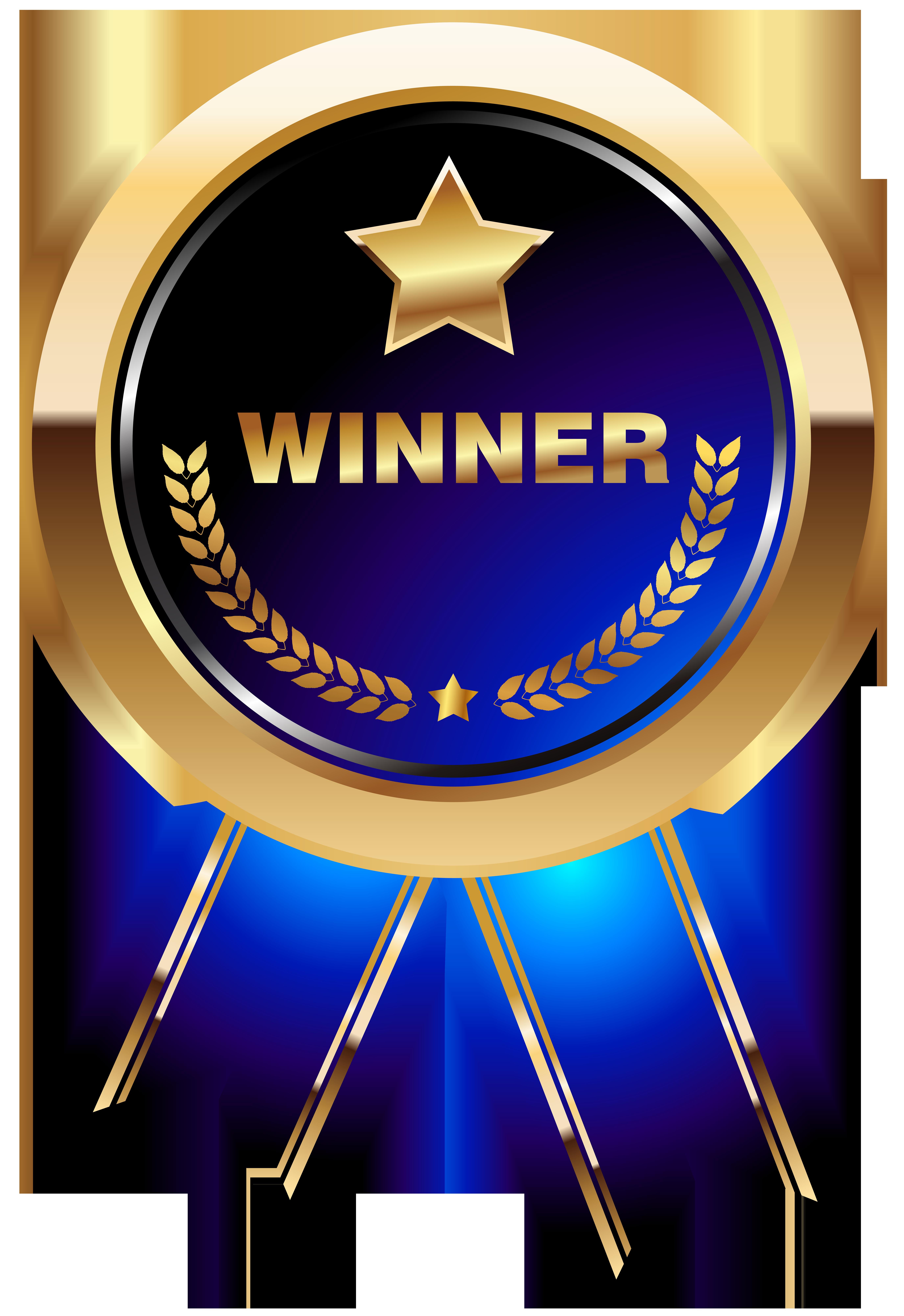 5500x8000 Winner Medal Blue Transparent Png Clip Art Imageu200b Gallery