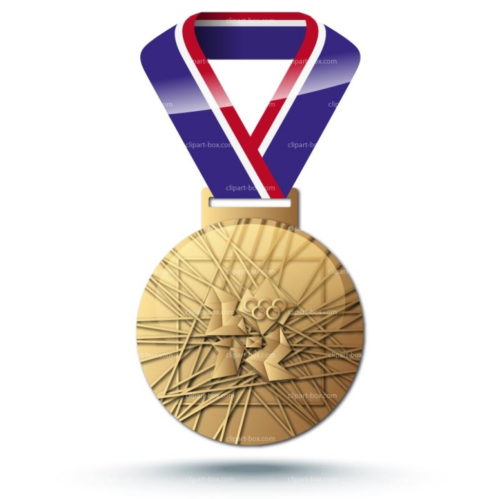 1024x1024 Olympic Gold Medal Clip Art Commercial Use Clipart London Olympic