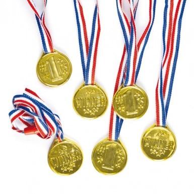385x385 Gold Winning Medals