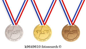 300x173 Gold Medal Illustrations And Clipart. 4,601 Gold Medal Royalty