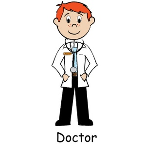 300x300 Medical Doctor Clipart