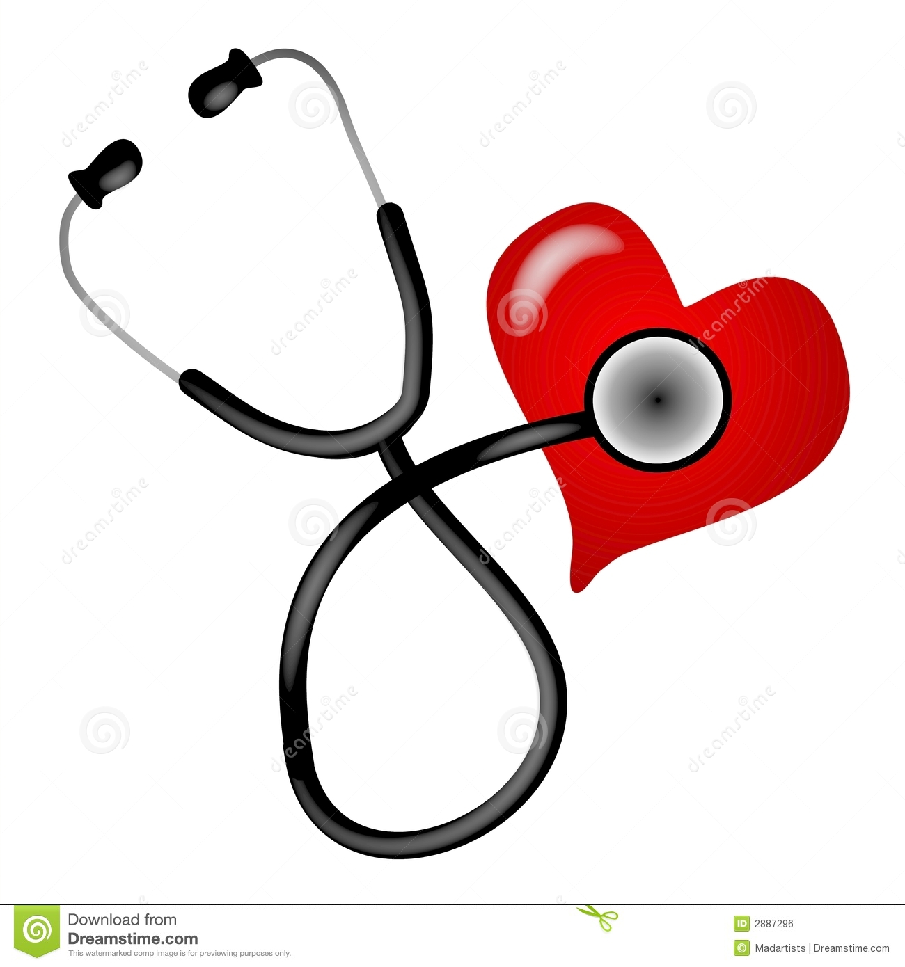 1300x1390 Medical Clipart Heart Stethoscope