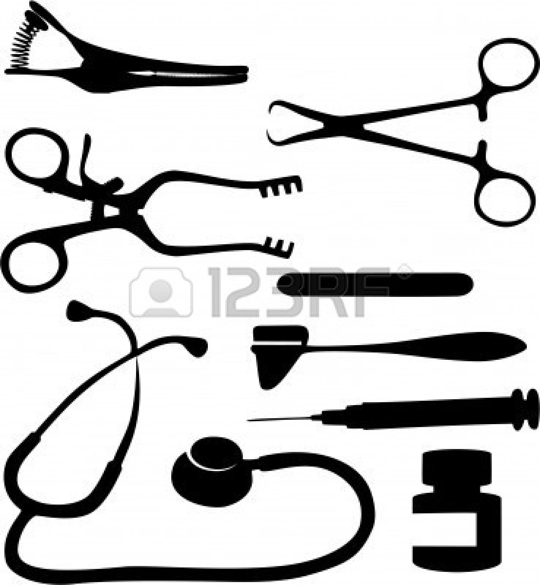 1107x1200 Medicine Clipart Doctor Tool