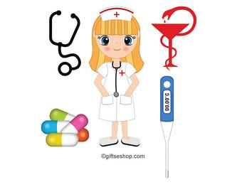 340x270 Health Clipart Medical Clipart Doctor Clipart Nurse Image