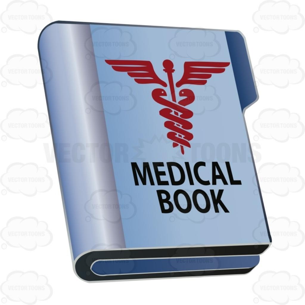 1024x1024 Medical Books Clip Art Cliparts