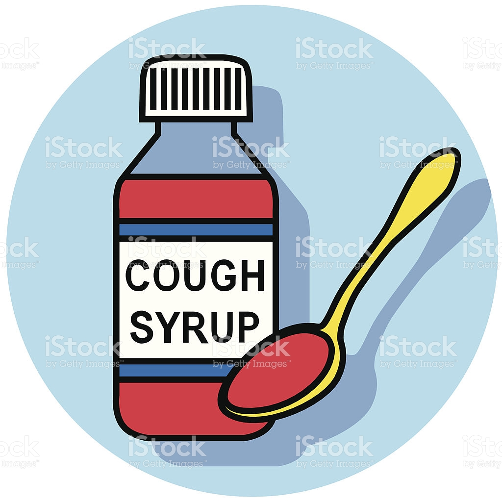 1024x1024 Medical Clipart Cough Syrup