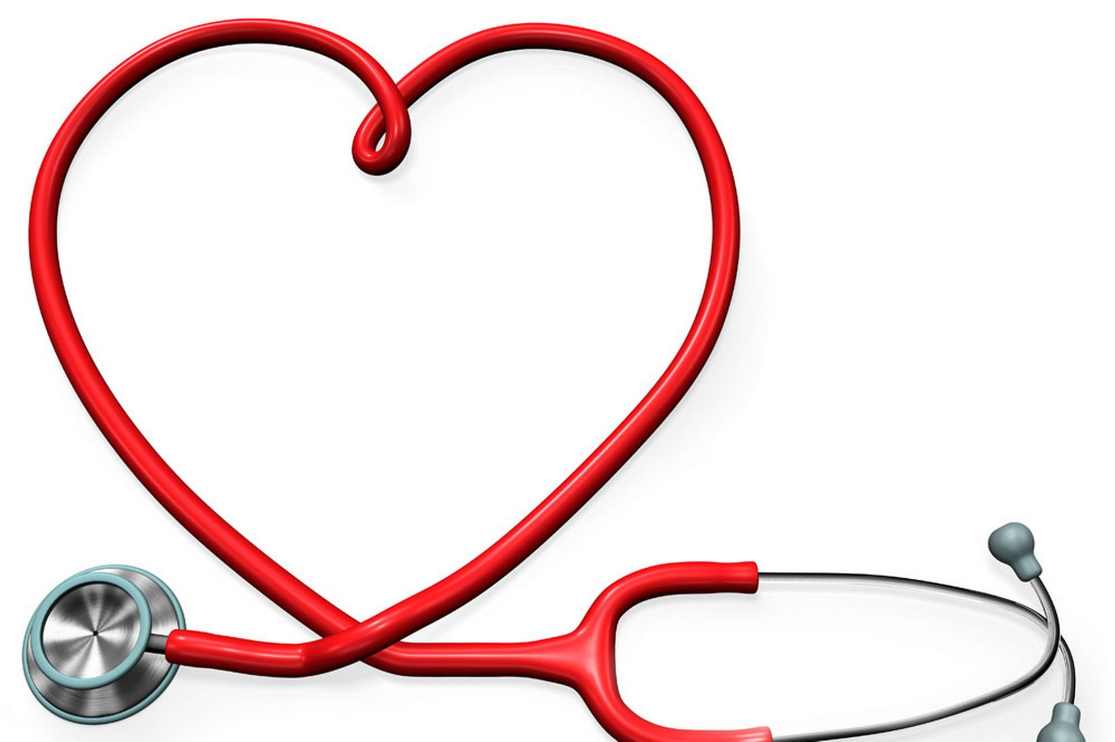 2197x1463 Medical Clipart Heart Stethoscope