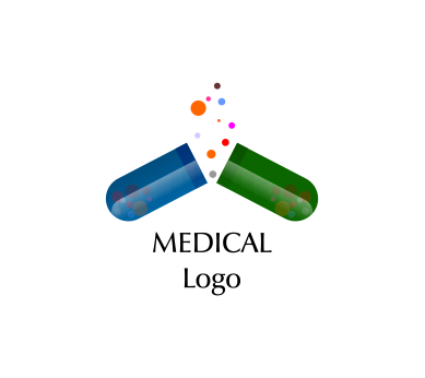 389x346 Medical Capsul Vector Logo Download Vector Logos Free Download