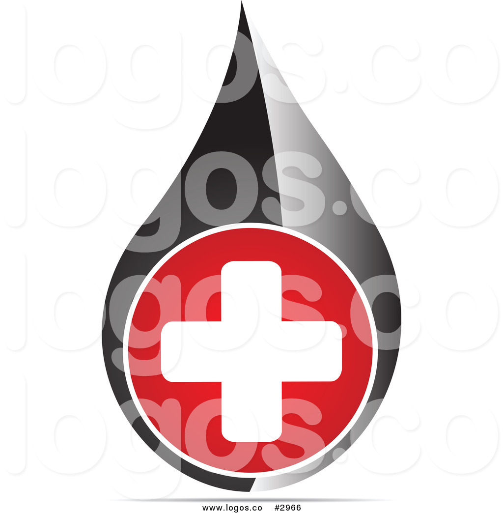 1024x1044 Royalty Free Vector Of A Medical Droplet Logo By Andrei Marincas