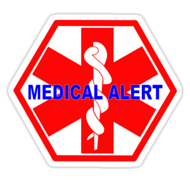 375x360 Graphics For Medical Alert Symbol Graphics