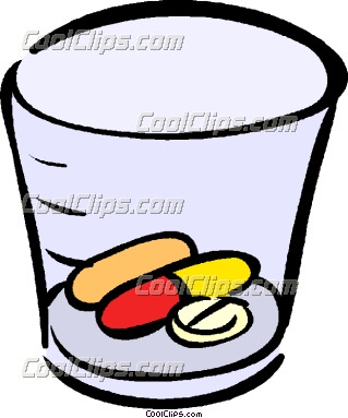 319x383 Medication Clipart