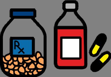384x265 Pills Clipart Medication Safety