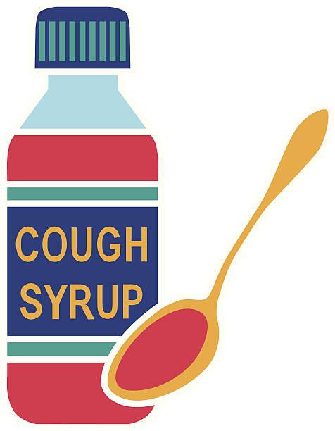 476x612 Medicine Clipart Cough Syrup