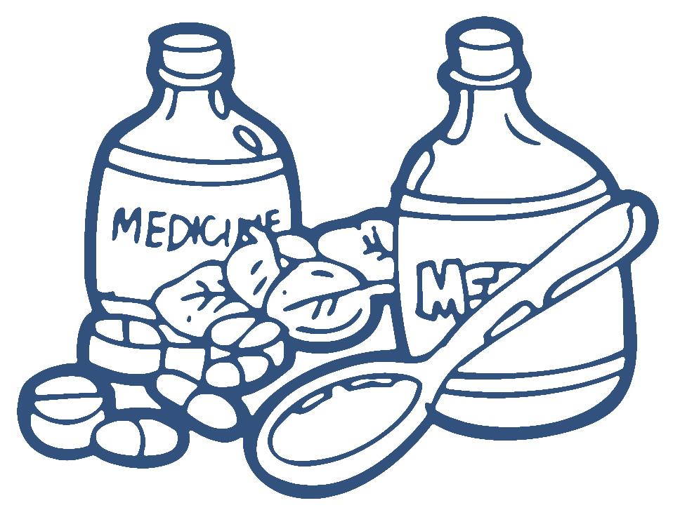 968x737 Medicine Clipart Safe