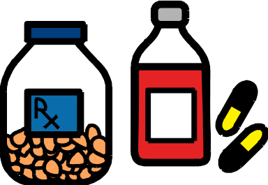 384x265 Medication Administration Clipart