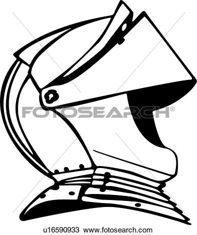 393x470 Knight Helmet Clip Art