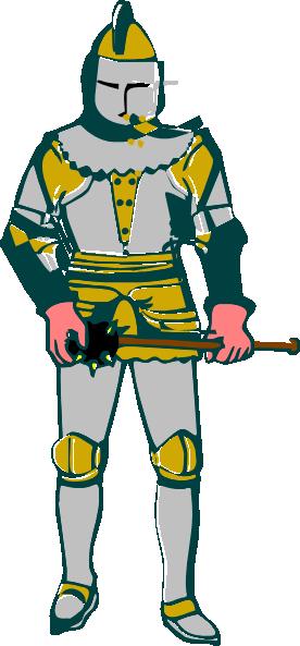 276x593 Medieval Knight Clipart Clipart Panda