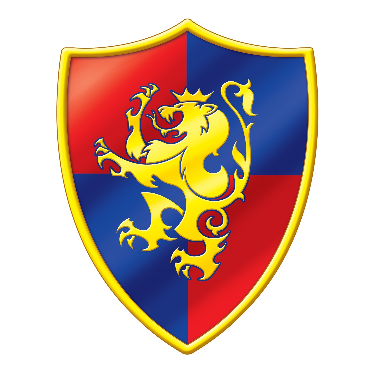 1500x1500 Medieval Shield Clipart