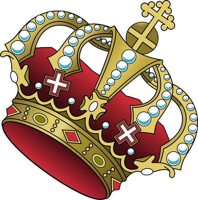 633x640 Crown Royal Clipart Emperor