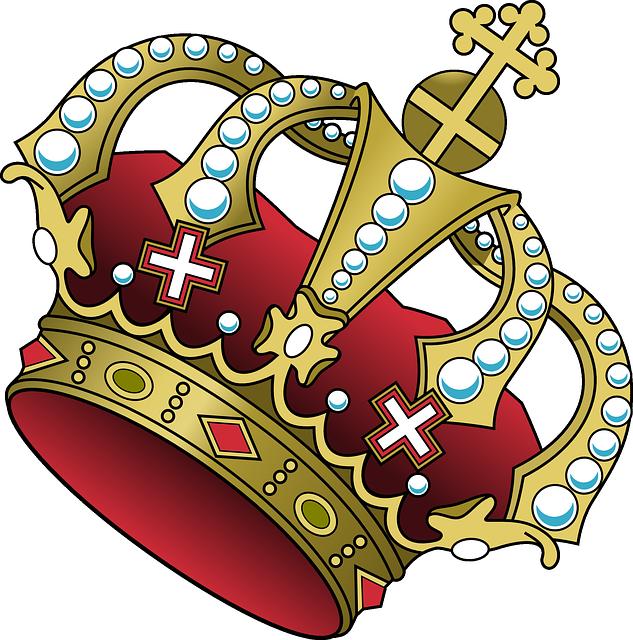 633x640 Crown Royal Clipart Emperor