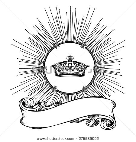 450x470 Medieval Clipart Medieval Crown