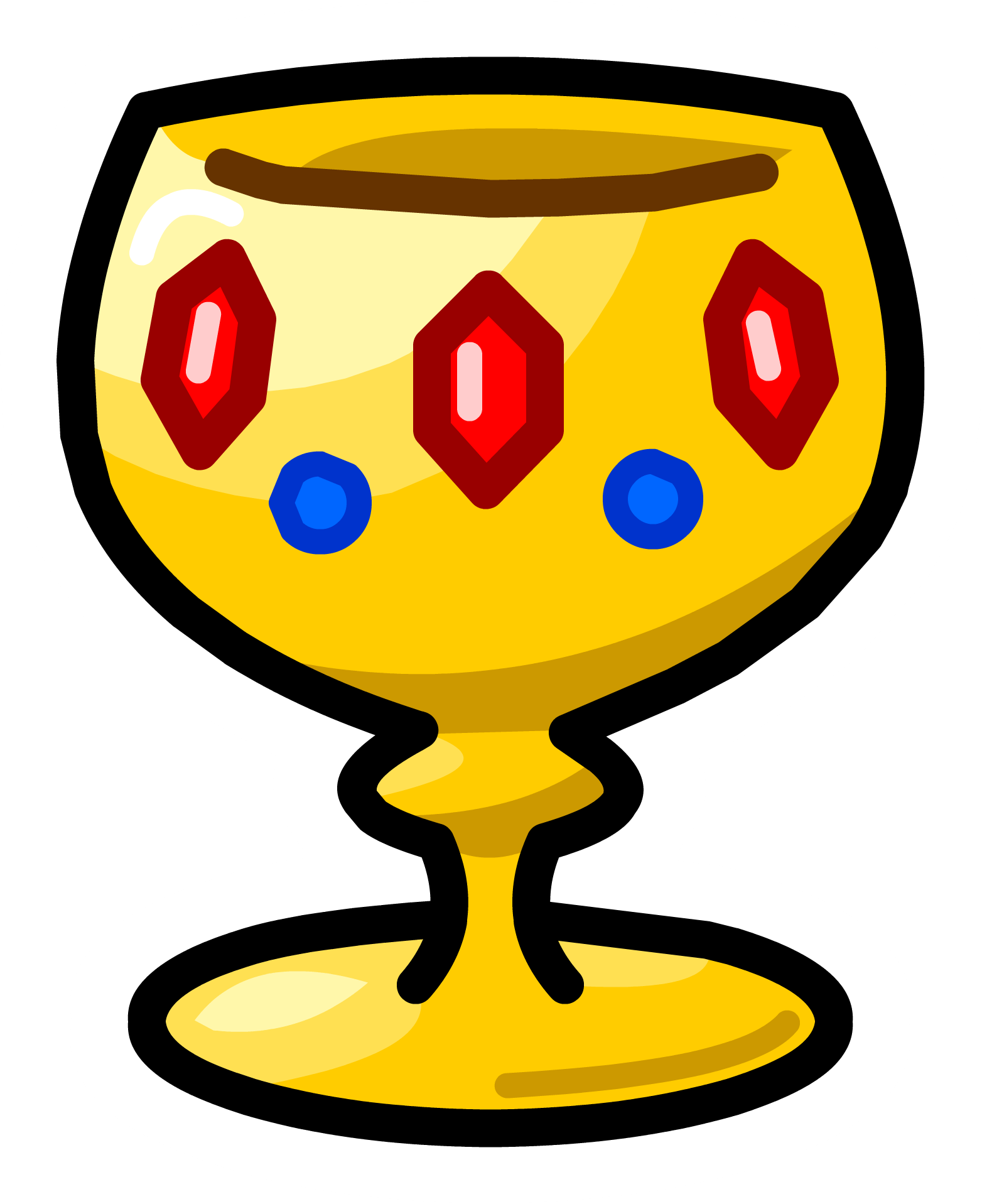 1564x1917 Medieval Clipart Goblet