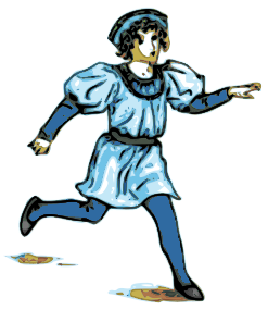 247x285 Medieval Clipart Kid