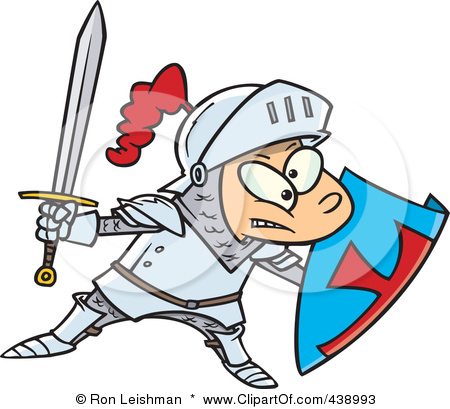 450x409 Animated Medieval Clipart