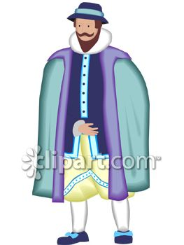 263x350 Medieval Clipart Medieval Merchant