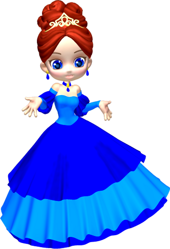 547x800 Medieval Clipart Princess