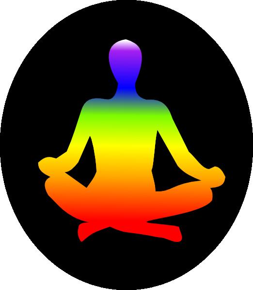 522x597 Meditation Clip Art
