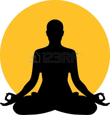 430x450 Spiritual Meditation Clip Art Cliparts