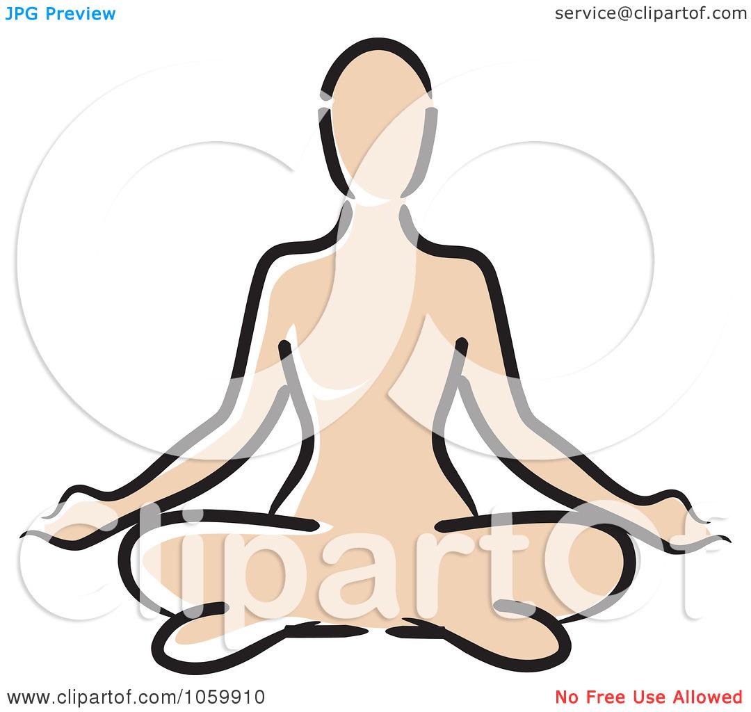 1080x1024 Free Meditation Clipart