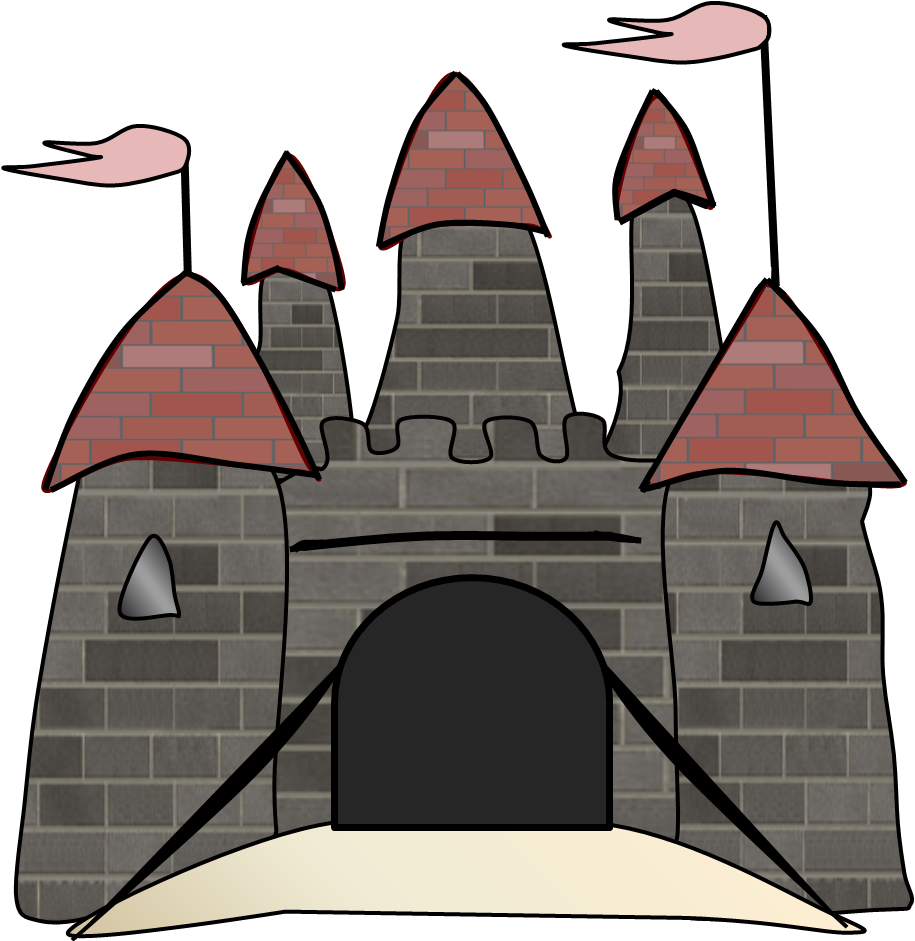 915x941 Hut Clipart Medieval House