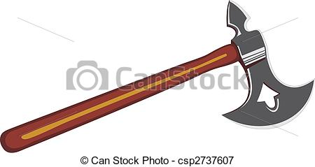 450x239 Medieval Clipart Battle Axe