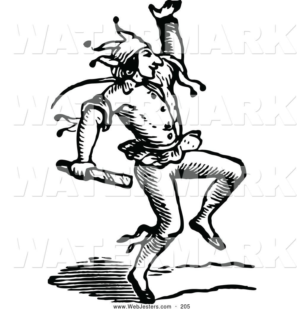 1024x1044 Medieval Clipart Dancing