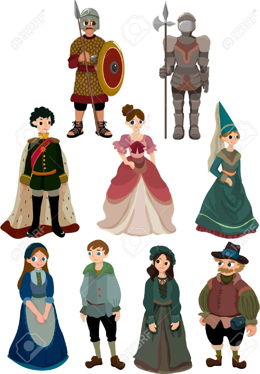 903x1300 Medieval Clipart Medieval Character