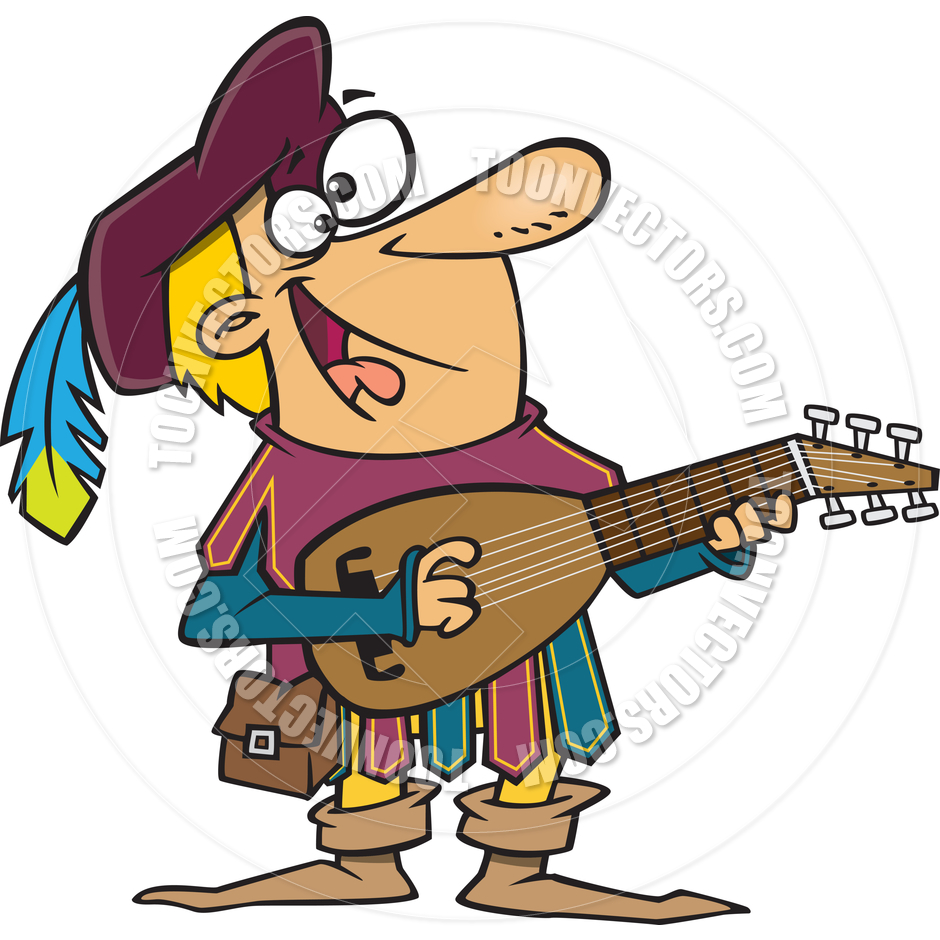 940x940 Musician Clipart Medieval
